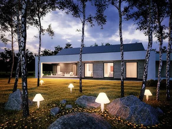 House E2 / Visualization by Michał Nowak