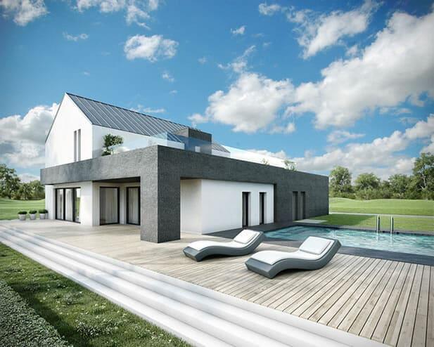 House E3 / Visualization by Visualform