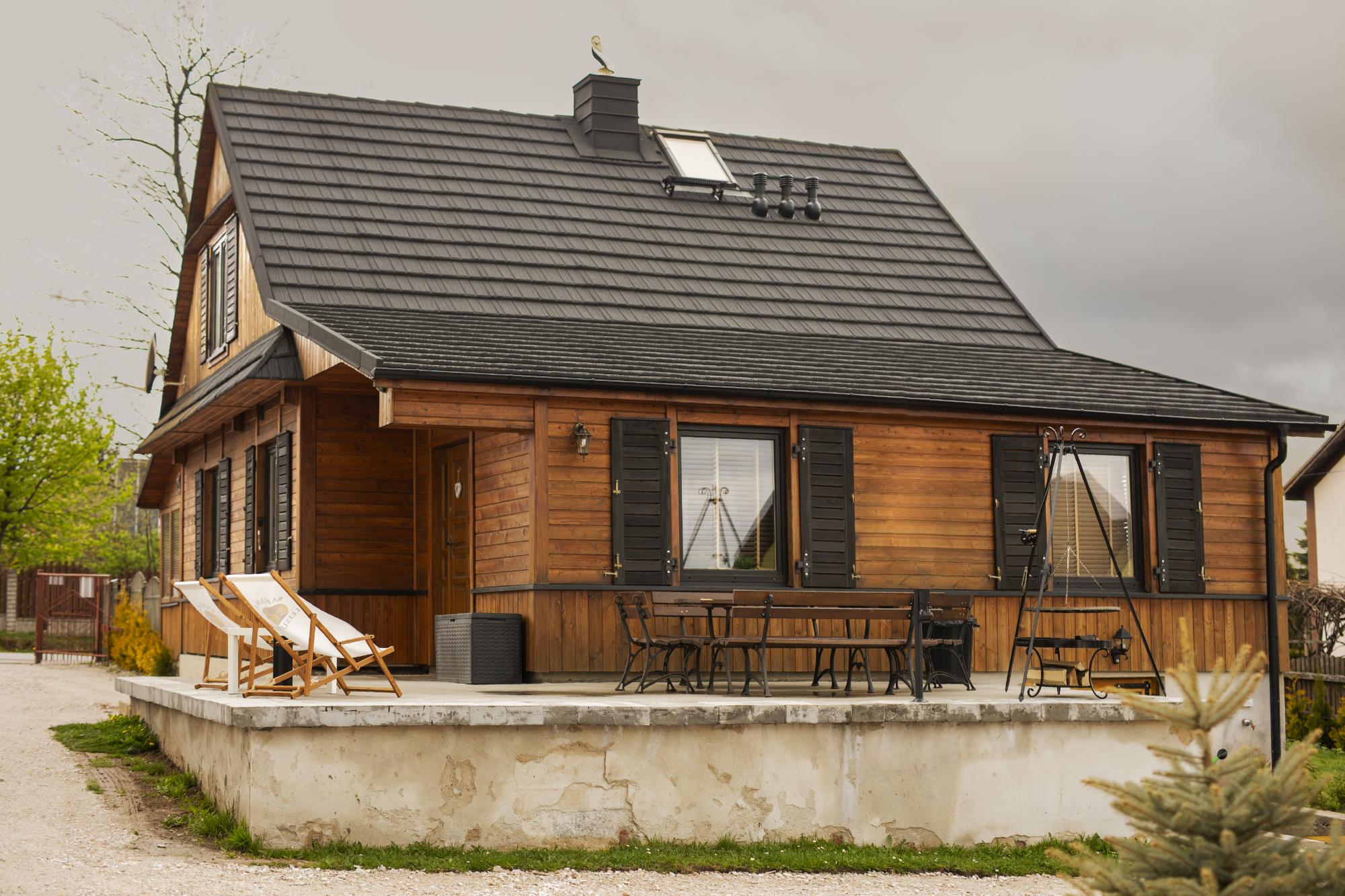 Cottage AD. 1920 / photo: Marcin Boruń